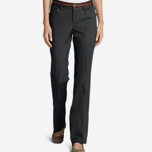 🌼Black Pants Eddie Bauer Sz 4 Slightly Curvey Fit